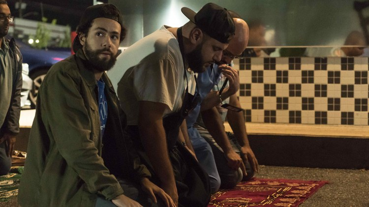 "In the new Hulu show ""Ramy,"" the lead character is a 20-something who works at a startup that fails to get off the ground, uses dating apps, and still lives with his parents."