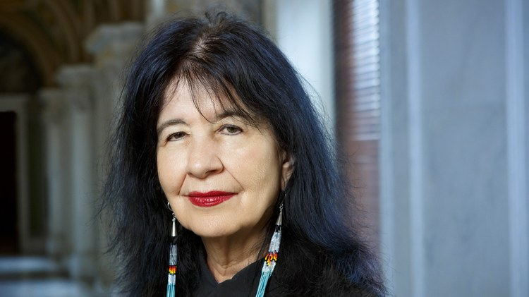 """Joy Harjo's """"Living Nations, Living Words"""" features the work of contemporary Native American poets, plus an interactive map that places each poet in the place that they feel most…"""