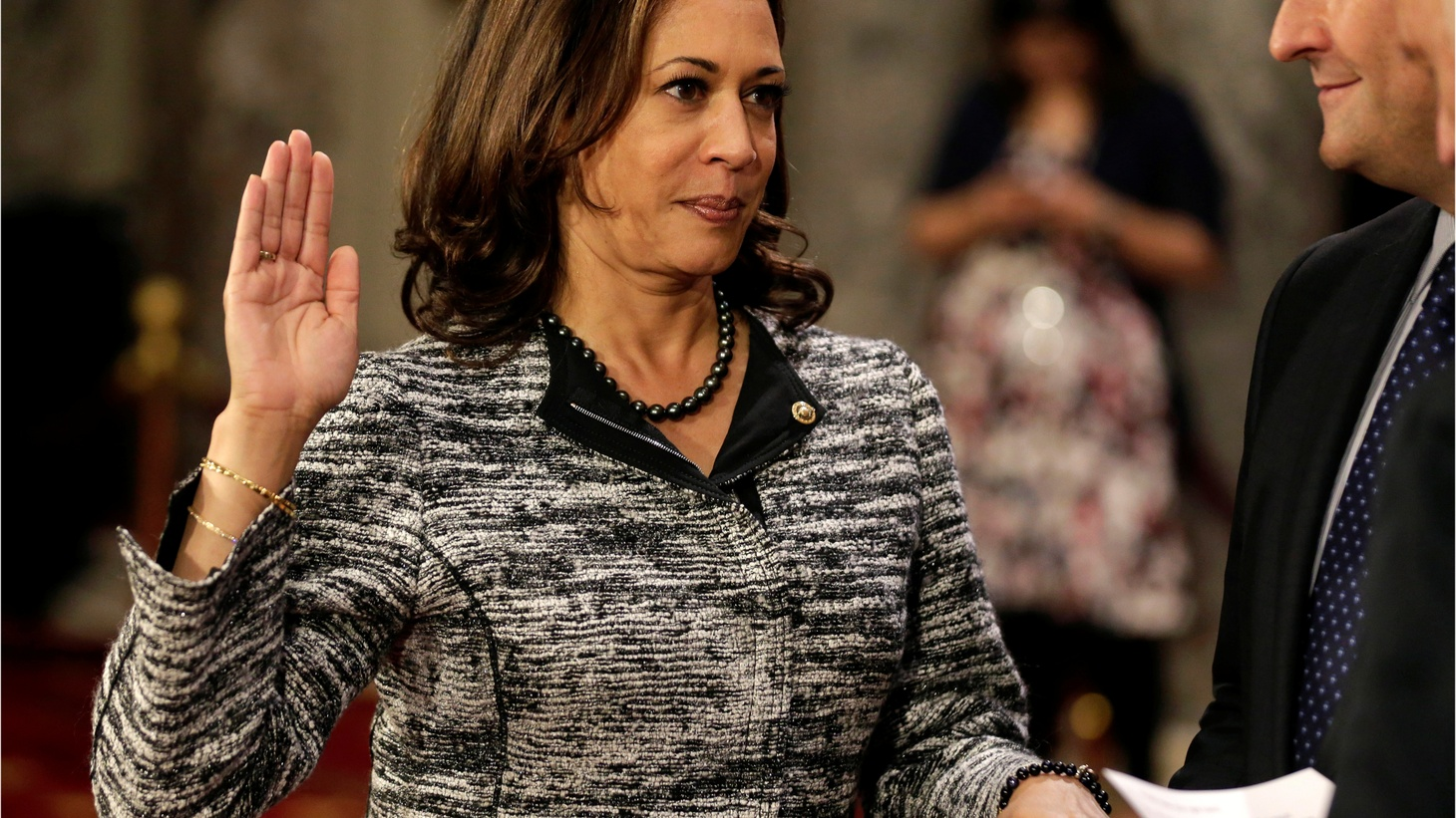 Does the firing of FBI Director James Comey signal a constitutional crisis? Will there be a special prosecutor named? How will the FBI investigation proceed? We hear from California Senator Kamala Harris, California Congressman and ranking member of the House Intelligence Committee Adam Schiff, and others.