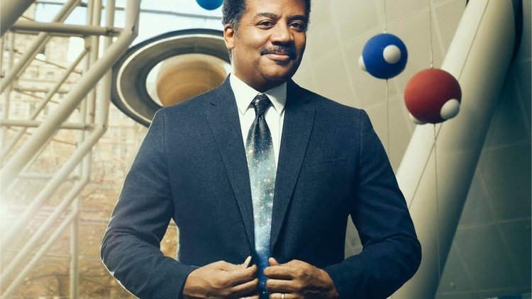 """The universe is under no obligation to make sense to you,"" writes Neil DeGrasse Tyson is his new book titled ""Astrophysics for People in a Hurry."""