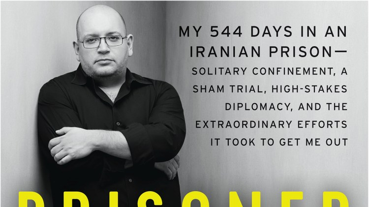 Iran-based Washington Post correspondent Jason Rezaian and his wife, Yegi, were going to a birthday party in 2014 when they were stopped at gunpoint, arrested, blindfolded, and taken…