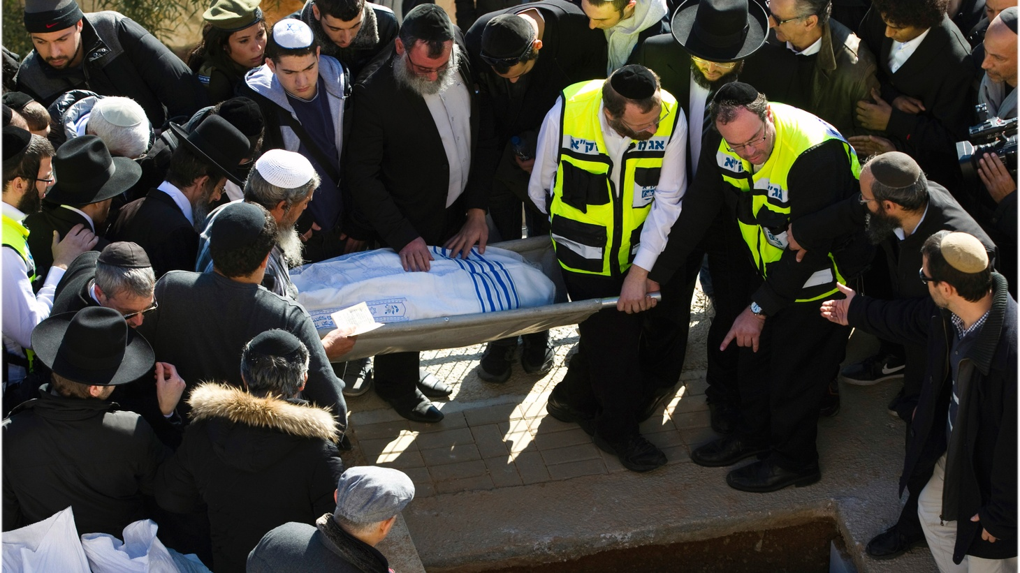 Four Jews killed in a Kosher grocery store in Paris on Friday were buried today in Israel. The murders exacerbated the fears of French Jews already worried for their own safety; we take a look at the current atmosphere and the history of anti-Semitism in France.