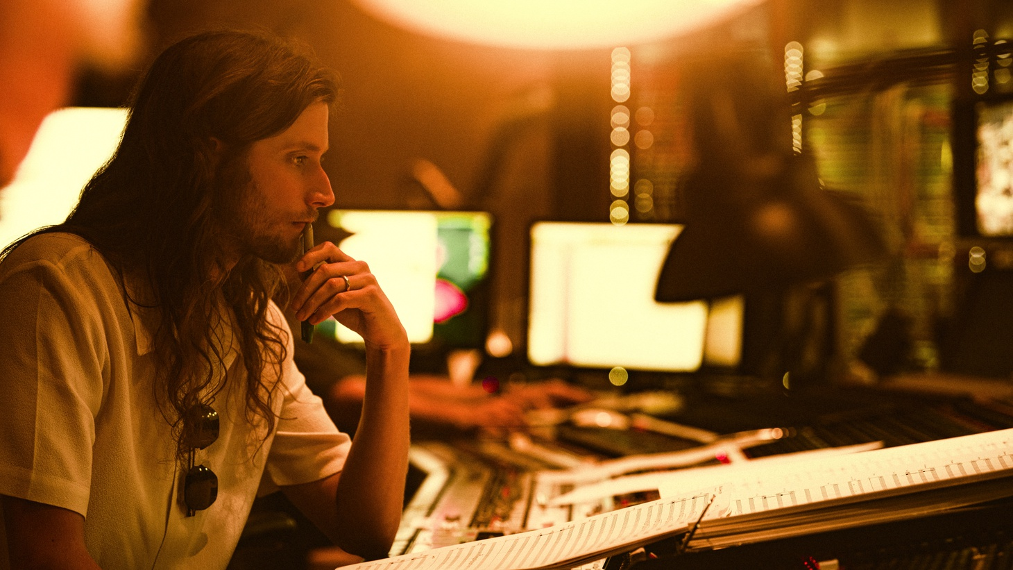 """Ludwig Göransson composed the scores for """"The Mandalorian,"""" """"Black Panther,"""" """"Fruitvale Station,"""" and many other films and TV shows."""