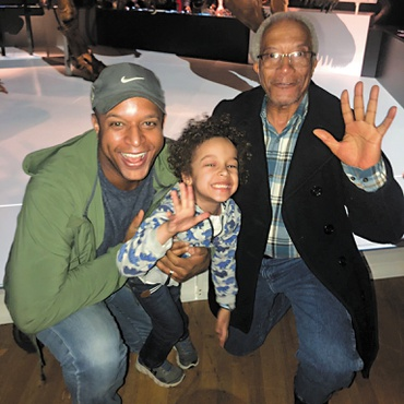 """NBC's Craig Melvin is known for his regular segment """"Dad's Got This Feature,"""" where he spotlights fathers making a difference in their kids' lives."""