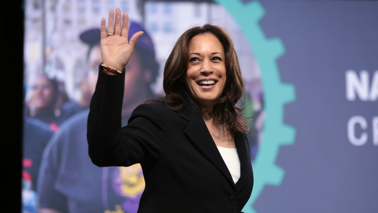 Kamala Harris withdraws from presidential race