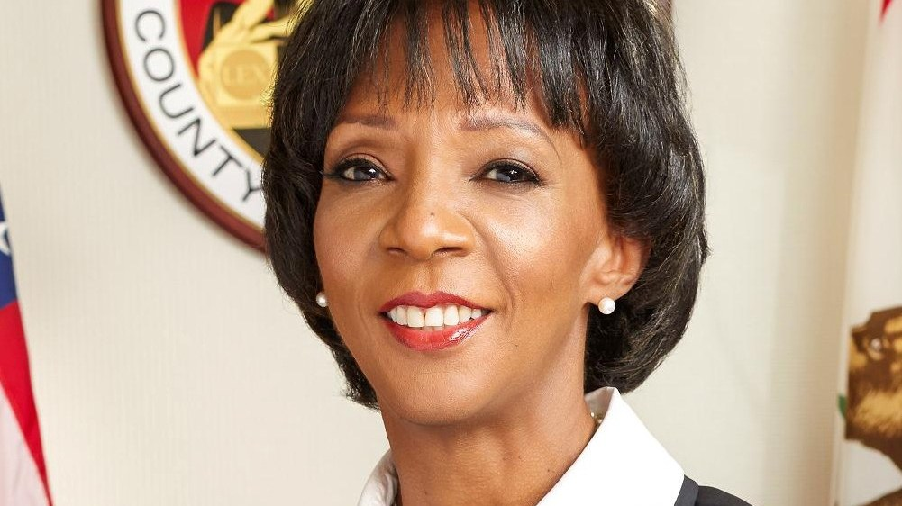LA District Attorney Jackie Lacey is running for reelection. Her husband David Lacey was charged this week after he pulled a gun on Black Lives Matter protestors. How might that affect her reelection bid?