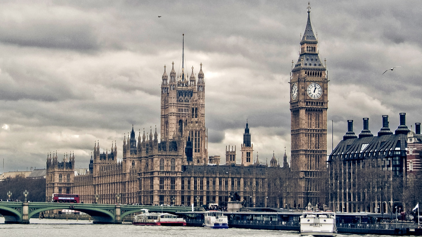 British Parliament.