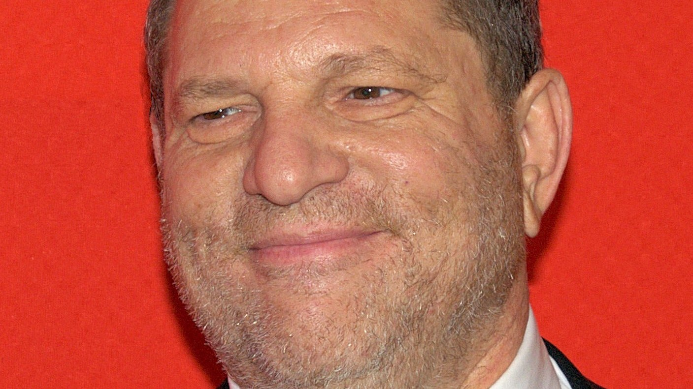 Harvey Weinstein at the 2010 Time 100 Gala.