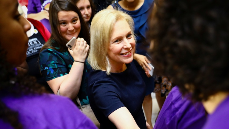 New York Democratic Senator Kirsten Gillibrand tweeted on Wednesday -- after Robert Mueller spoke out on his report -- that impeachment hearings must start.