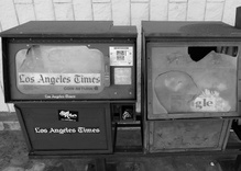 L.A. Times Buyouts, Native American Schools, and The Comedians