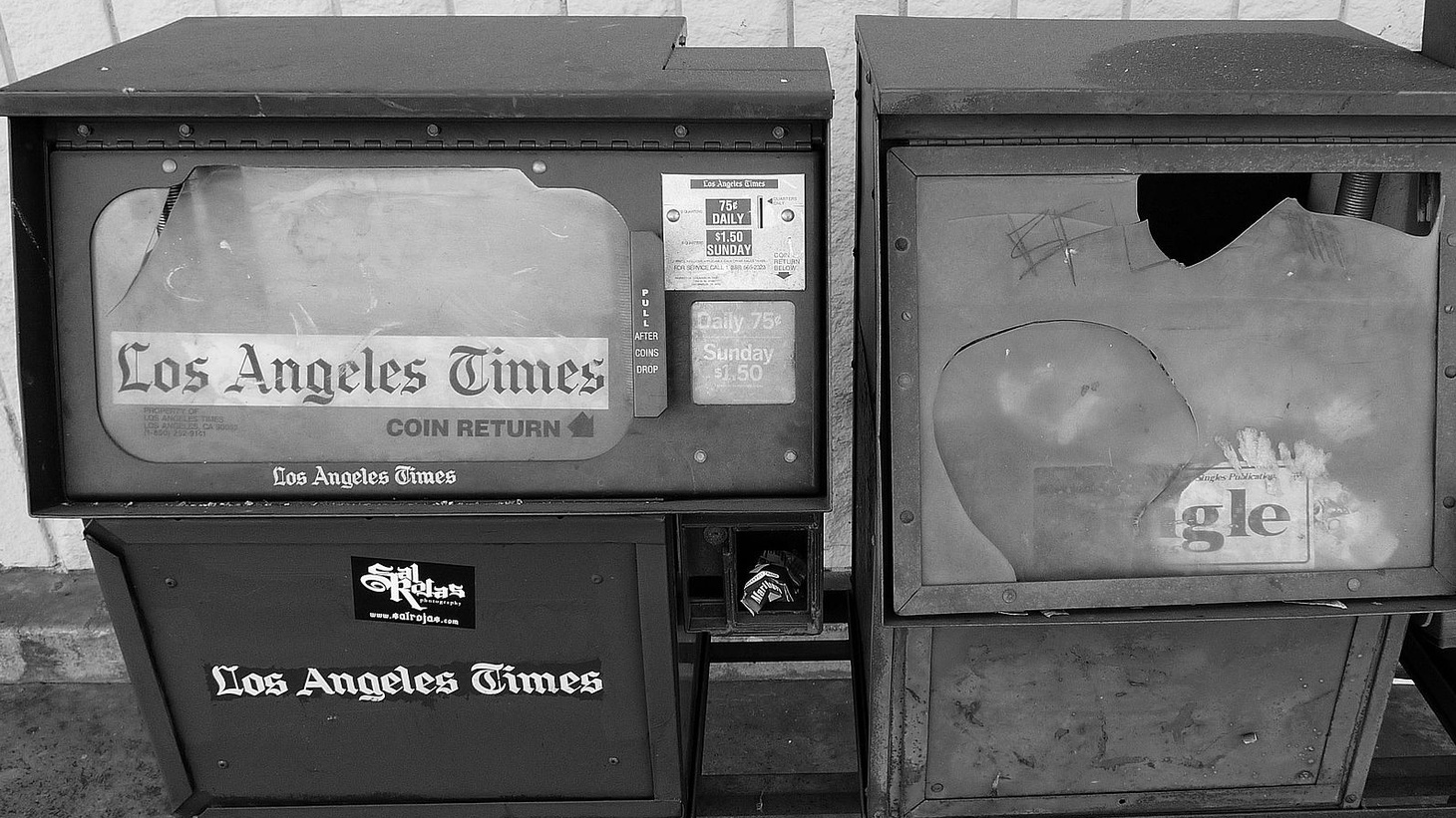 This week, dozens of reporters and editors at the paper accepted buyouts. What does this latest gutting mean for the future of the Times? And a hundred years ago there were almost 5,000 Vaudeville theaters around the country. But then came radio, and TV, comedy clubs and touring stand-up comedians.