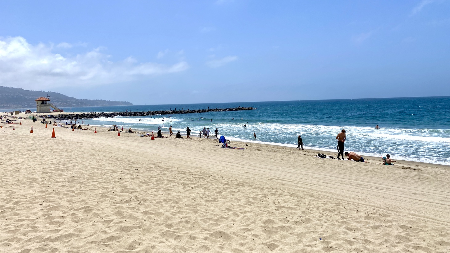 Redondo Beach, California has reopened. Some lawmakers are skeptical that now is the right time for LA County to loosen restrictions.