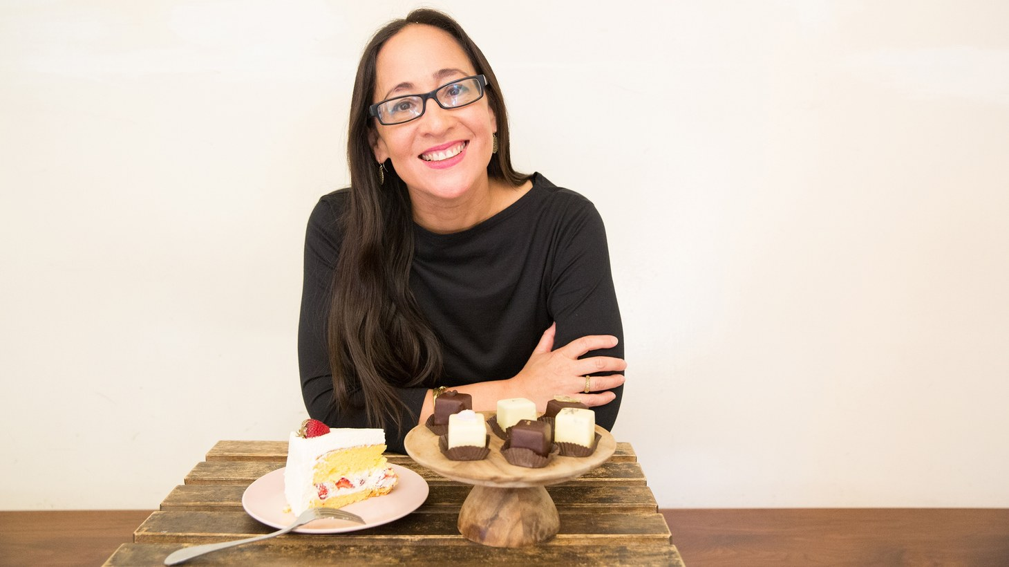 alerie Gordon is the owner of Valerie Confections, a bakery and cafe that's still offering delivery and take-out.