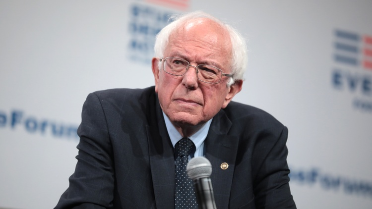 """Vermont Senator Bernie Sanders withdrew from the presidential race this morning: """"I cannot in good conscience continue to mount a campaign that cannot win, and which would interfere…"""