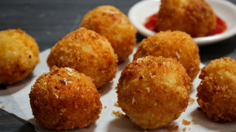 """Evan Kleiman gives two recipes for making vegetarian """"meatballs."""""""
