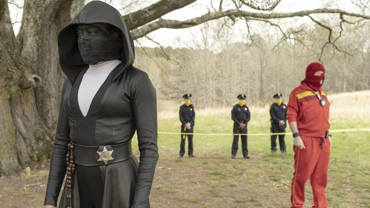 "The Emmy nominations are out today. Twenty-six nominations go to HBO's superhero limited series ""Watchmen,"" starring Regina King and Jeremy Irons."