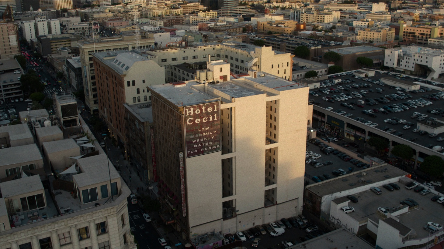 A new crime docuseries centers on downtown LA's Cecil Hotel and what led to the death of Canadian-born Elisa Lam there.