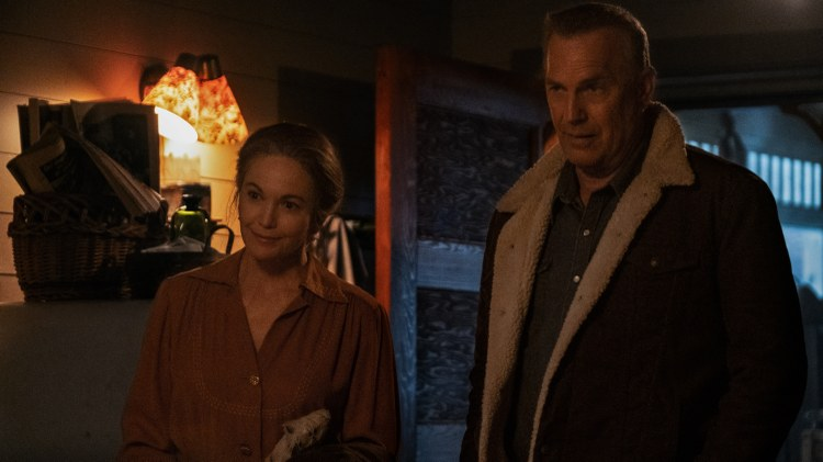 """Critics review """"Let Him Go,"""" a thriller starring Kevin Costner as a retired sheriff and Diane Lane as his wife, and the two are trying to save their grandson from a dangerous family;…"""