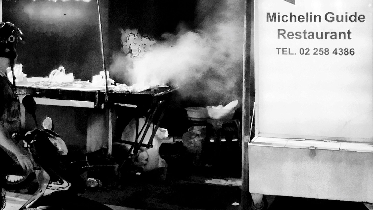 Michelin Guide restaurant in Thailand.
