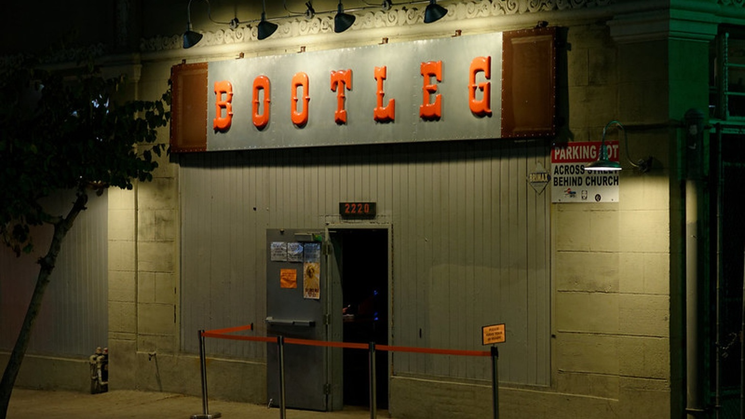 Historic Filipinotown's Bootleg Theater announced this week it would be closing its doors.