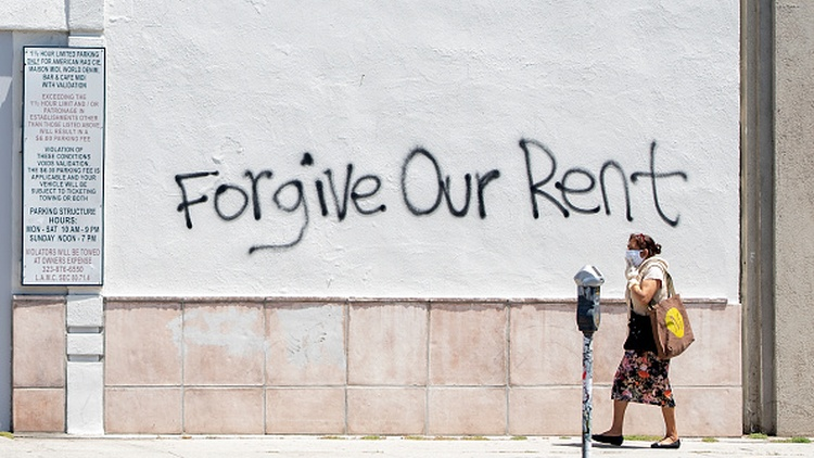 The LA County Board of Supervisors voted Tuesday to extend the region's eviction moratorium through September.