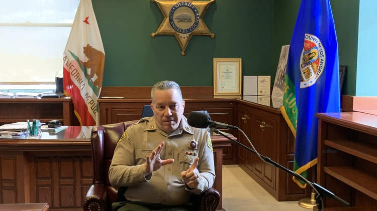 "It's been nearly four months since Alex Villanueva was sworn in as sheriff of LA County. He campaigned on a message of ""reform, rebuild and restore."""