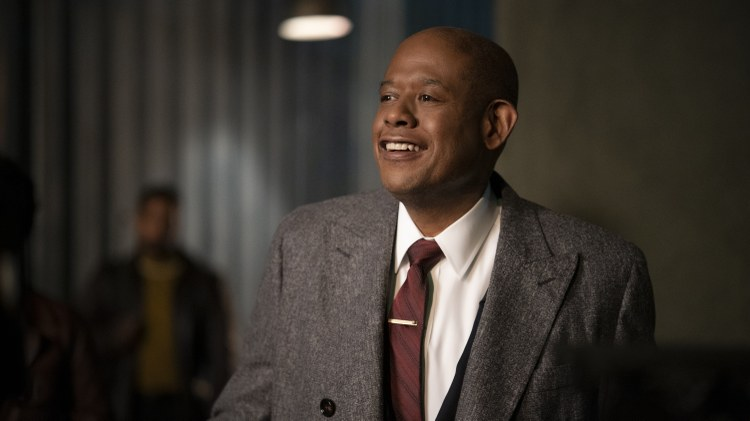 """In the TV series """"Godfather of Harlem,"""" Forest Whitaker plays Bumpy Johnson, a real-life crime boss from the 1960s."""