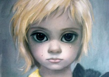 An Art Fraud Based on Big-Eyed Children