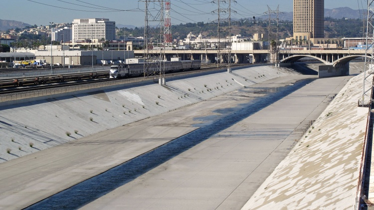 The Los Angeles River is officially open for the summer. Now you can boat, fish, birdwatch and camp there through Labor Day, and some say this is only the beginning.