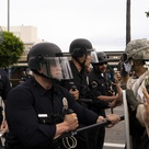 Former LAPD sergeant on police response to protests