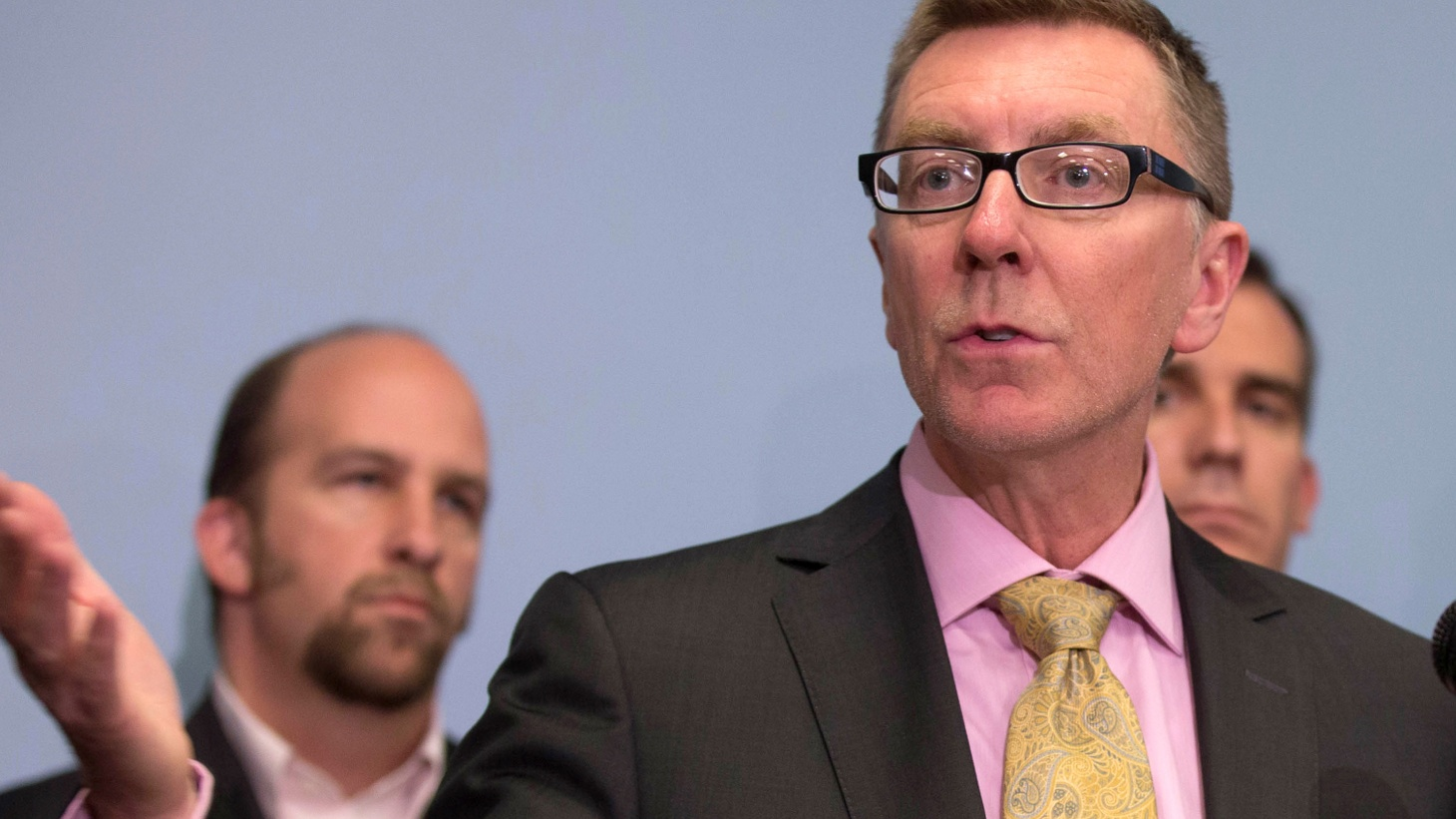 Los Angeles Unified School District Superintendent John Deasy resigned this morning. We look at what made him such a divisive figure, and what's next for the district.