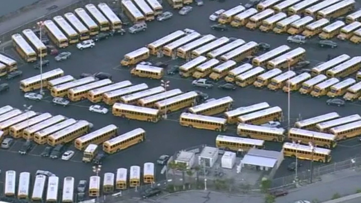 The LAUSD closed all 900 of its schools today because of an electronic threat. What do we know?