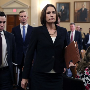Fiona Hill, former senior director on Russia at the National Security Council, testified this morning before the House Intelligence Committee. She took Republicans to task for…