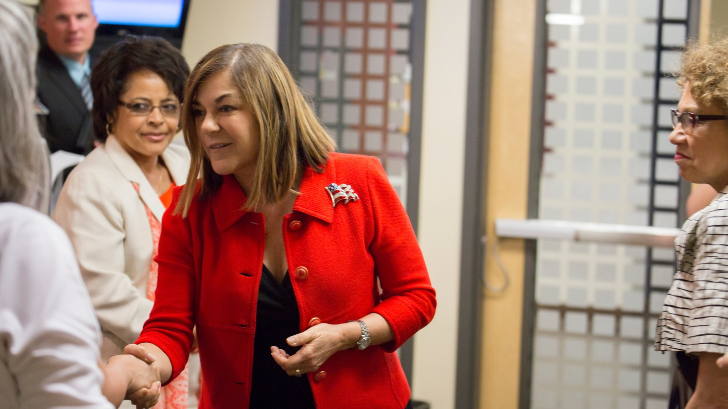 Today, we take a look at the track record of U.S. Rep Loretta Sanchez. The Democrat from Orange County just announced she's challenging California's Attorney General in the race for U.S. Senator Barbara Boxer's seat. Does she have a chance?
