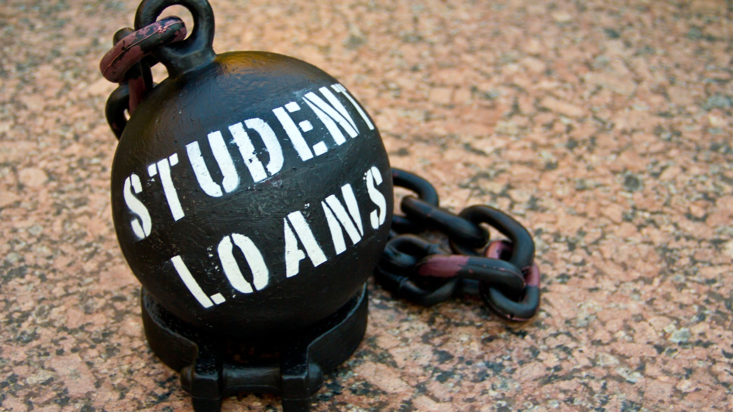 The sticker price for most private colleges these days is north of $60,000. That's leaving millions of Americans struggling to pay back school loans. So much that some of them are now refusing to pay back their student debt. But is that OK? How did ignoring debt turn into a moral stand?     Photo:  Bossi