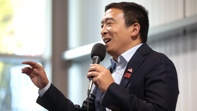 "During the third presidential debate on Thursday night in Houston, candidate Andrew Yang raised a lot of eyebrows when he said, ""My campaign will now give a freedom dividend of $1000 a…"