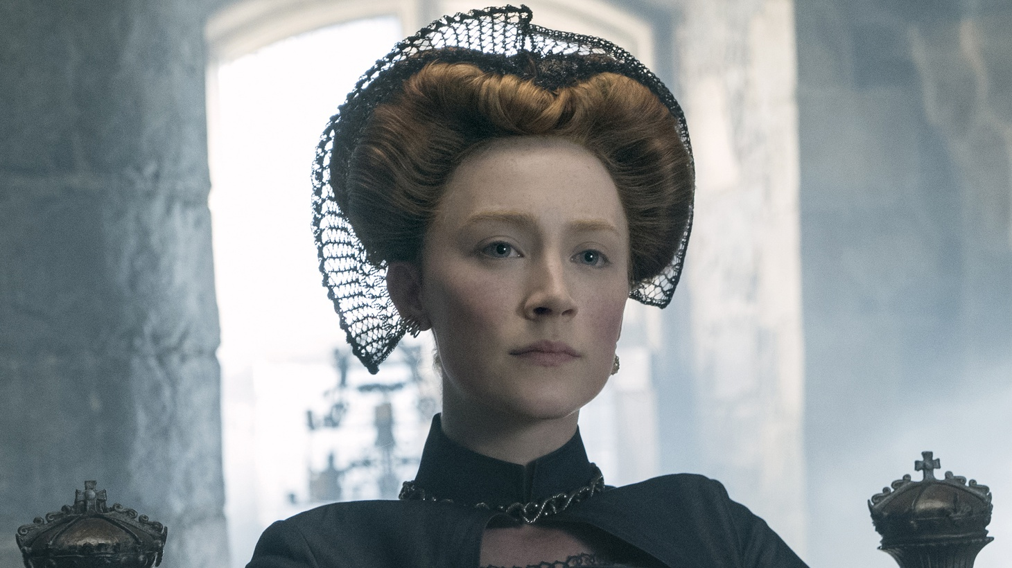 """Saoirse Ronan stars as Mary Stuart in """"Mary Queen of Scots."""""""