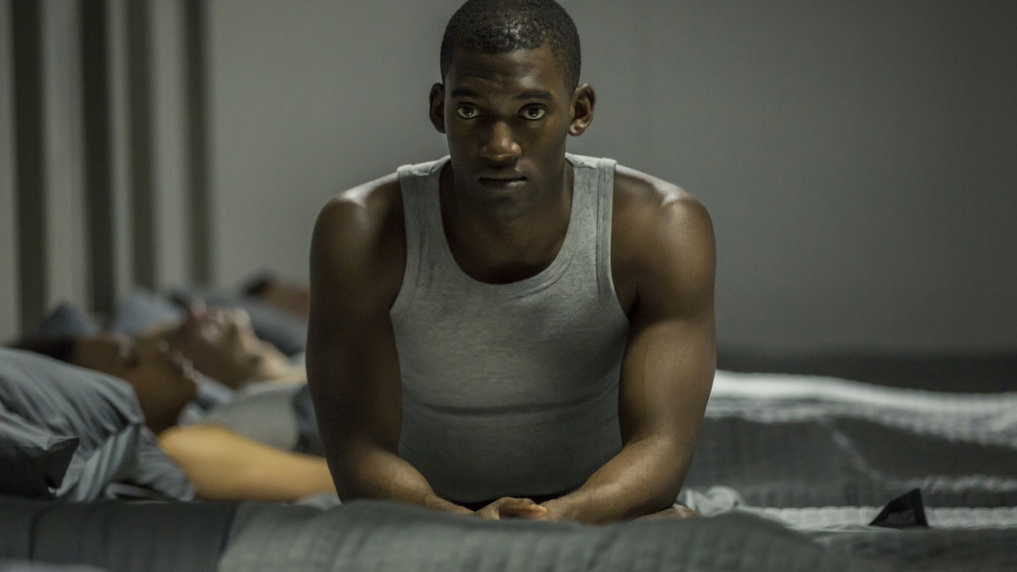 """The Netflix series """"Black Mirror"""" has a chance of snagging a few Emmys for its third season. The Twilight Zone-esque series about the black mirrors in our lives – those screens we're addicted to – was submitted for consideration in the TV movie category."""