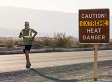 What motivates some people to run a 135-mile race from Death Valley to the Whitney Portal