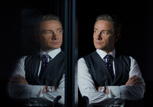Martin Freeman, from 'Hobbit' to 'Ghost Stories'