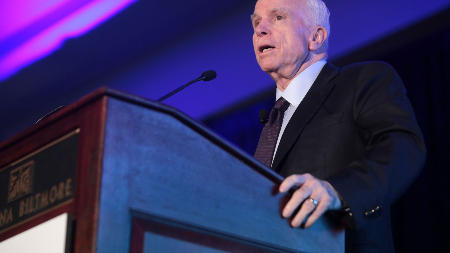 Senator John McCain gave a thumbs-down to the latest Obama repeal effort, effectively killing it.