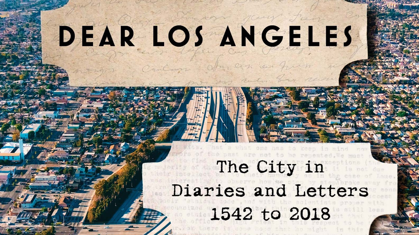 "Book cover of ""Dear Los Angeles."""