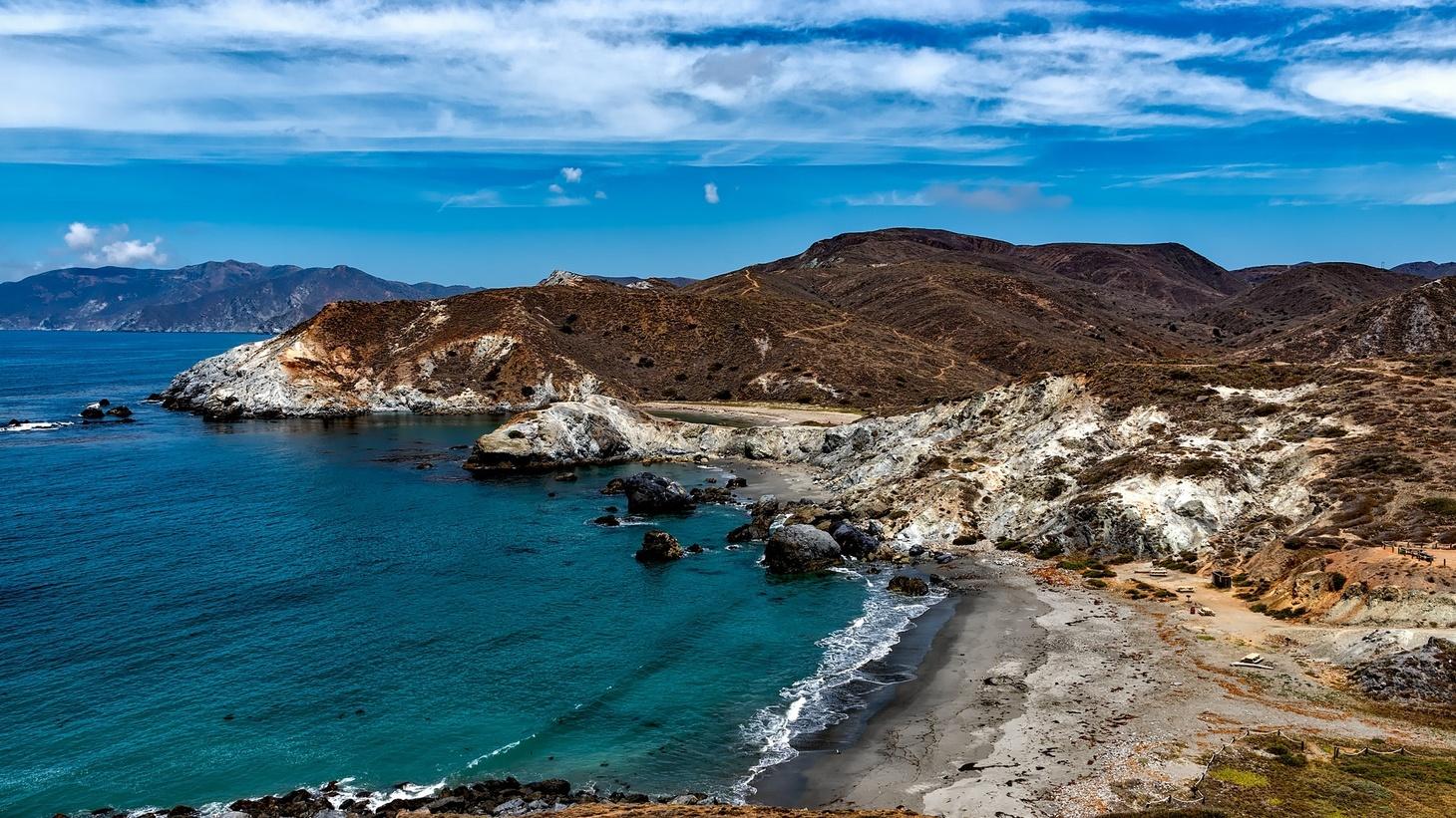 Catalina Island.