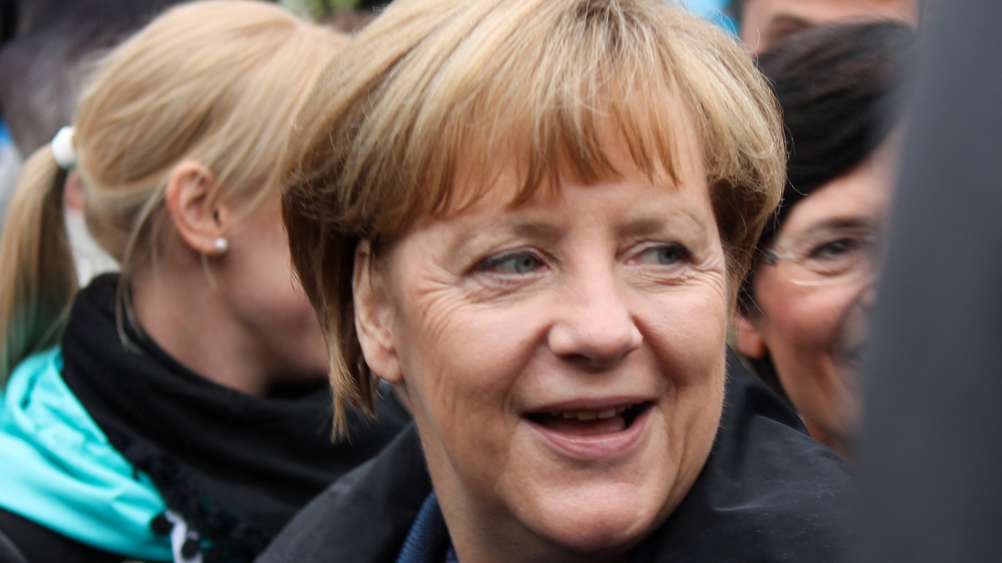 The White House and Germany are at odds over what to do about the crisis in Ukraine. We look at German chancellor Angela Merkel's unique ability to negotiate with Putin, and what it means for the ongoing diplomacy. Then, it's been one year since the Russian government spent $50 billion on the Winter Olympics in Sochi. What's happening there now?