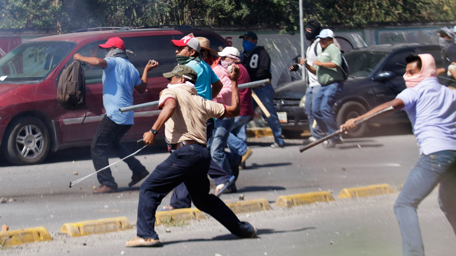 Why has the disappearance of 43 students in Mexico galvanized protesters there to such an extreme degree -- more than past incidents of drug violence? And is the U.S. paying enough attention to the Mexican crisis?