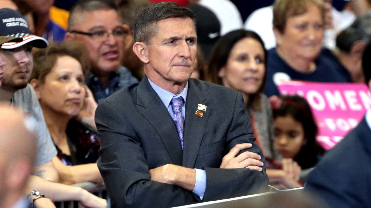 Former National Security Advisor Michael Flynn asked for immunity in exchange for his testimony. Does that mean -- as he said of others in the past -- that he must be guilty of something? We also look into the complicated ties between Russia and Donald Trump's associates.