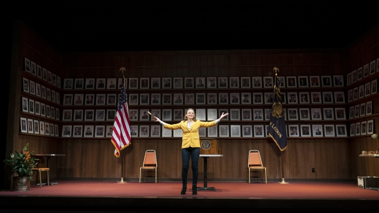 "The new play, ""What the Constitution Means to Me,"" is based on Washington state native Heidi Schreck's experiences debating the Constitution around the country."