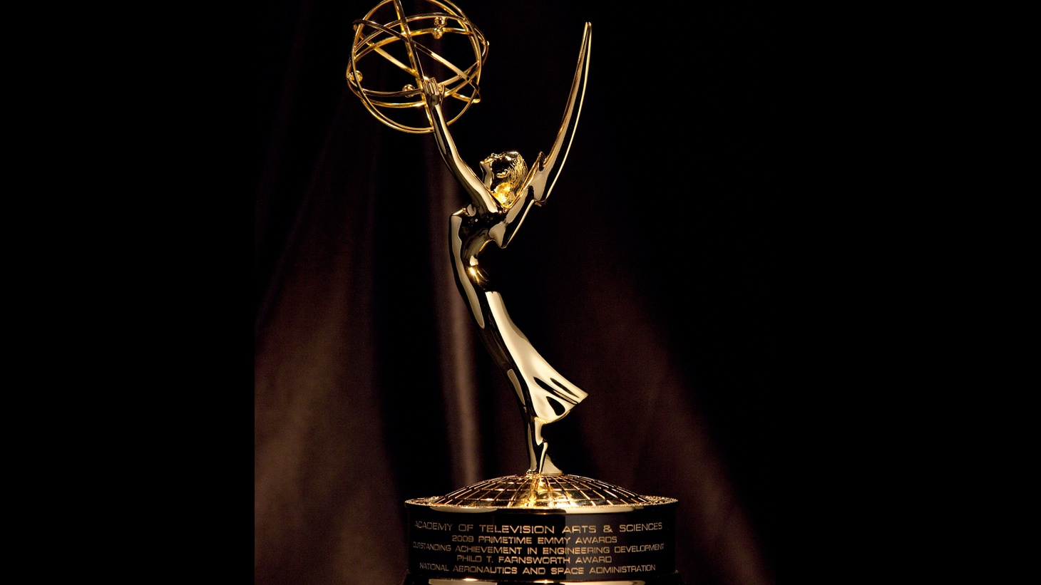 The Emmy ceremony is held tonight in Downtown Los Angeles. The event was muscled out of its usual Sunday night slot by the VMAs. We discuss whether old favorites, like Mad Men and Breaking Bad, will hold their own against newer shows like Game of Thrones and Orange is the New Black.