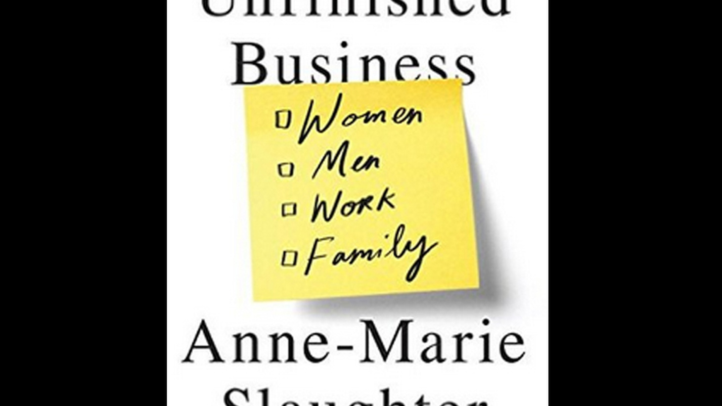 "Anne-Marie Slaughter provoked a national conversation about feminism when she decided to leave her high-powered position at the State Department to care for her family.     A year after her departure, she wrote the most read article in the history of  The Atlantic , titled "" Why Women Still Can't Have It All ."""