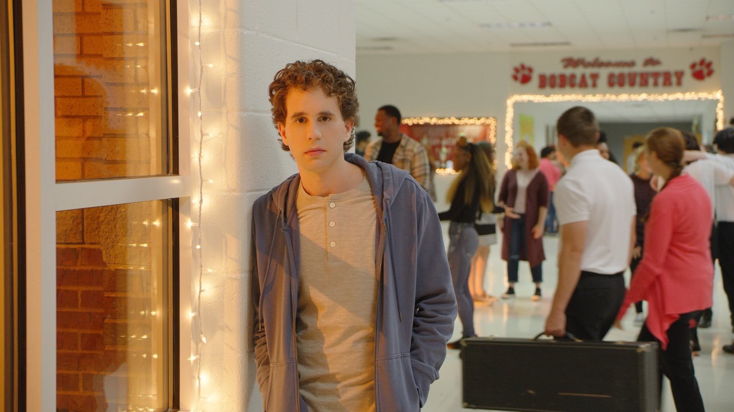 Twenty-eight-year-old actor Ben Platt's portrayal of a teenager character is getting a lot of pushback from critics.